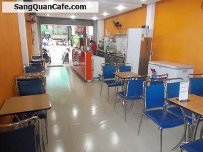Sang quán cafe - trà sữa quận Bình Thạnh