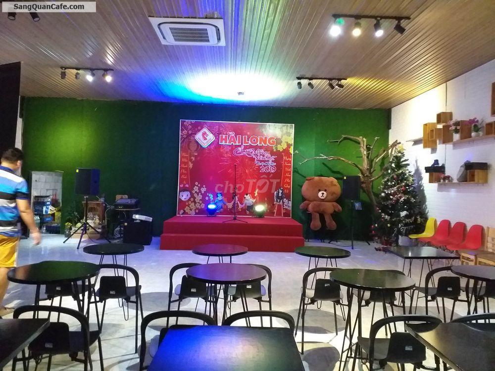 Sang quán cafe - trà sữa Quận Liên Chiểu 300m²