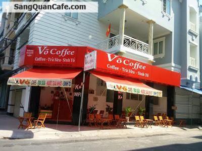 Sang quán cafe, trà sữa, sinh tố khu thương mại