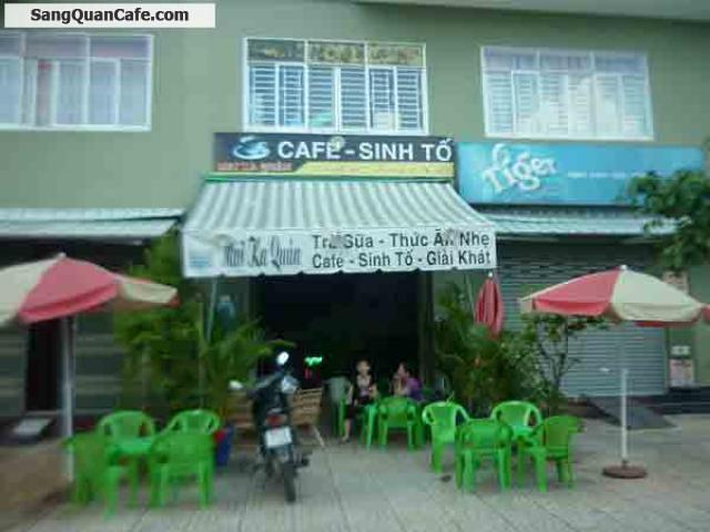 Sang quán cafe - Trà sữa - Thúc ăn nhanh