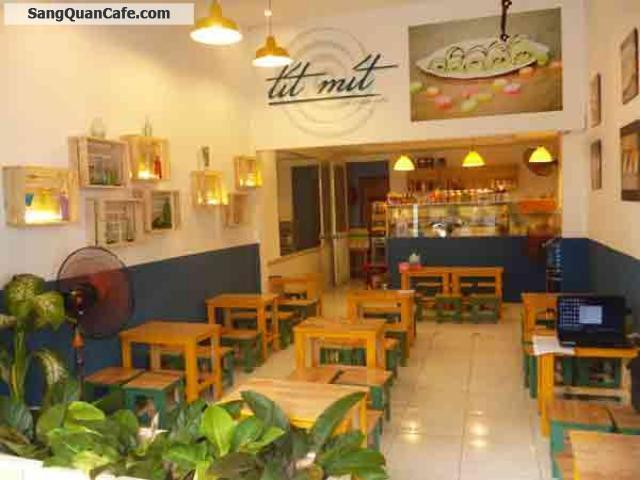 Sang quán cafe, Trà Sữa, thức ăn nhanh