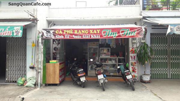 Sang quán cafe - trà Sữa, tiệm tạo hóa