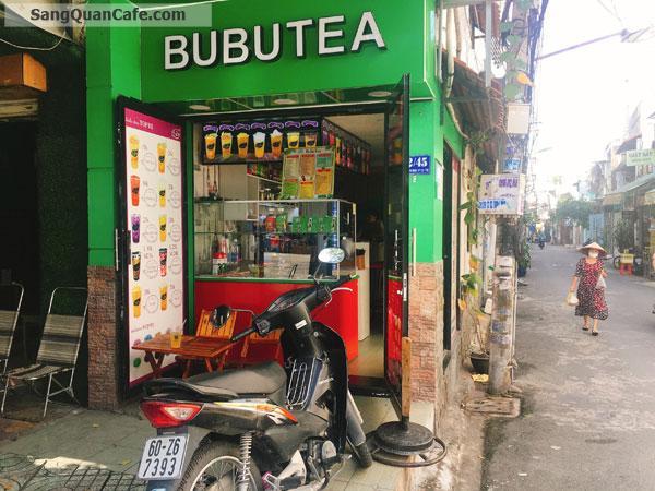 Sang Quán Cafe - Trà Sữa trung tâm quận Tân Bình