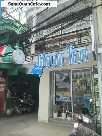 Sang quán cafe Trà Sữa, Good Tea Quận 4