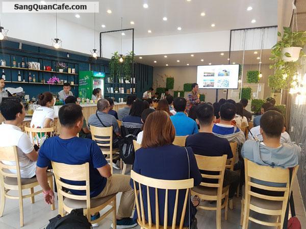 Sang quán Cafe trên đường Phan Đăng Lưu