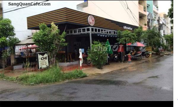 Sang quán cafe trong khu dân cư Hồng Long 140m²