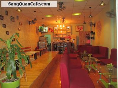 Sang quán cafe trong làng đại học Nông Lâm