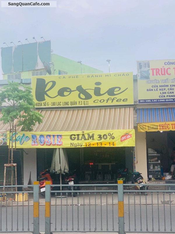 Sang quán Cafe TRONG THÁNG giá rẻ