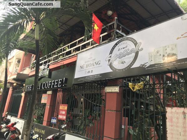 Sang quán cafe Trung nguyên diện tích 240m2