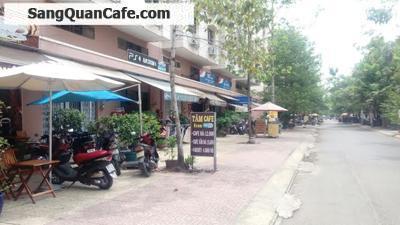 Sang quán cafe trung tâm khu CC Đồng Diều