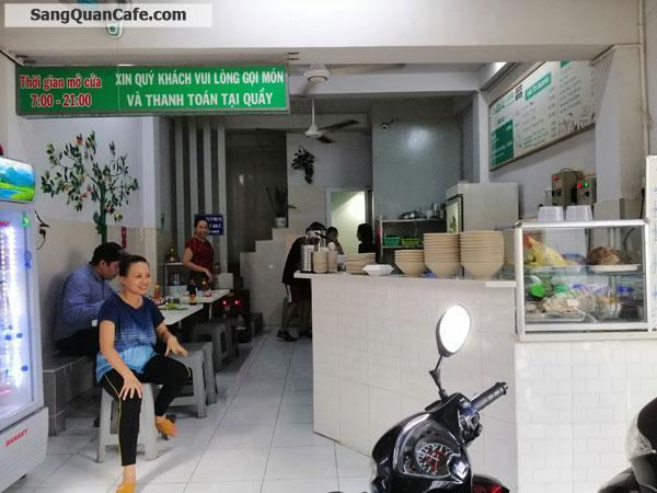 Sang quán cafe trung tâm quận 1