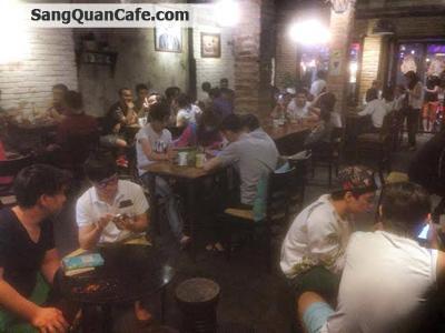 Sang Quán Cafe Trung Tâm Quận 1.