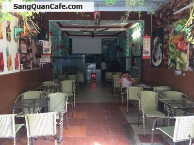 Sang quán cafe trung tâm quận 12