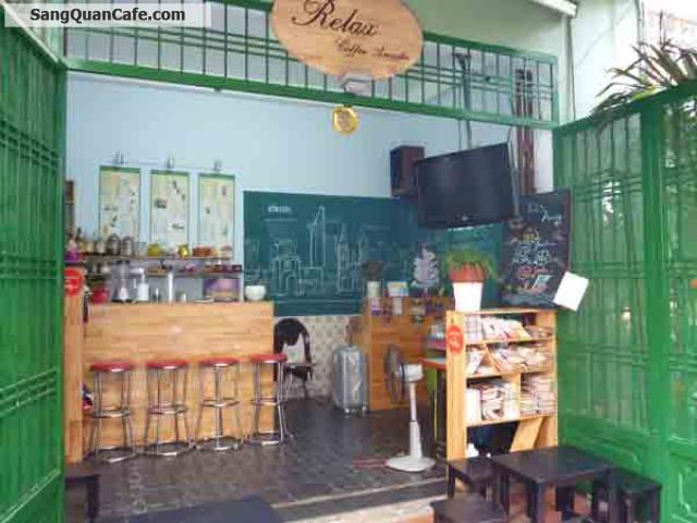 Sang quán cafe trung tâm quận 3