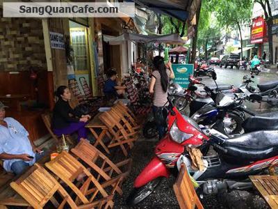Sang quán cafe trung tâm quận 5