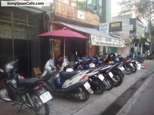 Sang quán cafe trung tâm quận 6