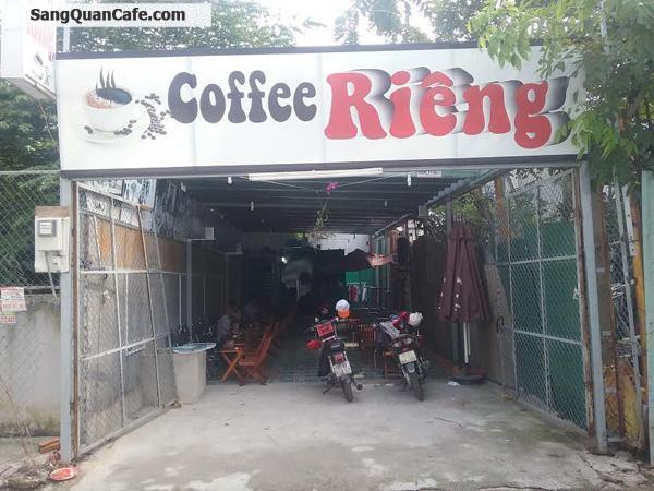 Sang quán cafe trung tâm quận Bình Tân