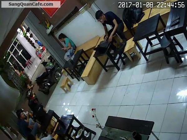 Sang quán cafe trung tâm quận Gò vấp