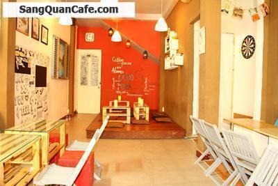 Sang quán cafe trung tâm quận Phú Nhuận
