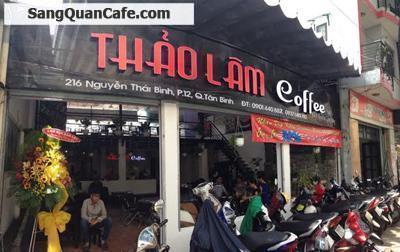Sang quán cafe trung tâm quận Tân Bình