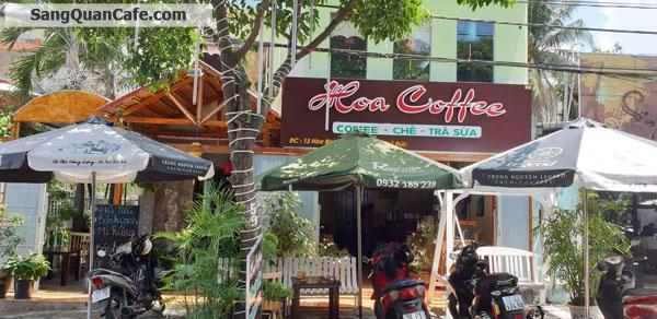 Sang quán cafe tuyệt đẹp máy lạnh, sân vườn