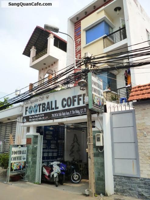Sang quán cafe và 15 phòng trọ quận 7