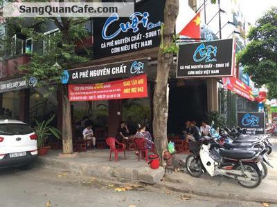 Sang quán cafe và cơm niêu VP Quận Phú Nhuận