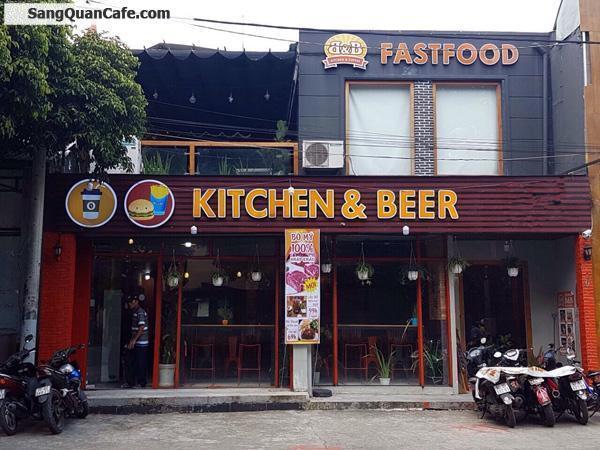 Sang quán cafe và quán ăn trung tâm quận Thủ Đức