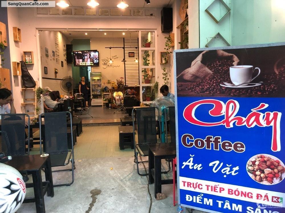 Sang quán cafe và shop quần áo