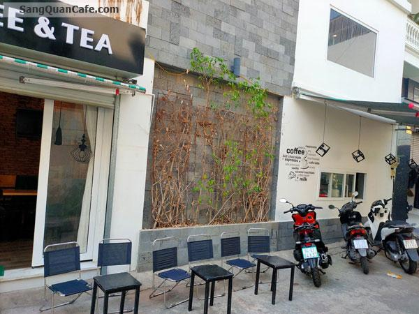 Sang quán cafe Vị trí cực đẹp