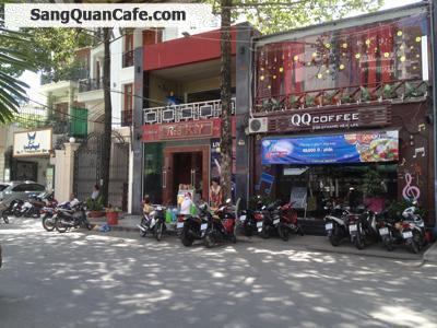 Sang quán cafe vi trí cực đẹp quận 3