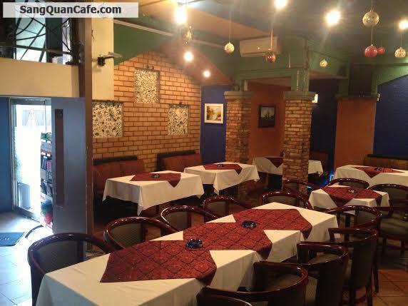 Sang quán cafe, Vị trí đắc địa Quận 3