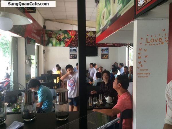 Sang quán cafe vị trí đẹp ngay trung tâm P. Hiệp Phú, quận 9