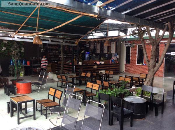 Sang quán cafe vị trí đẹp quận 12