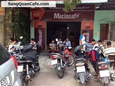 Sang quán cafe vị trí đẹp TDM Bình Dương