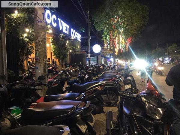 Sang quán Cafe vị trí siêu đẹp mặt tiền Đường lớn