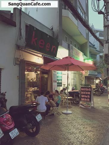 Sang quán cafe vỉa hè rộng 3 căn liên kề đường Trường Sa