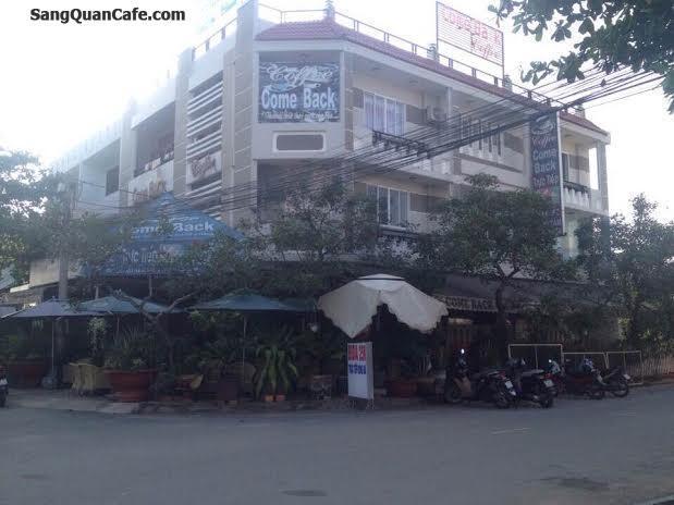 Sang quán cafe Villa góc 2 mặt tiền