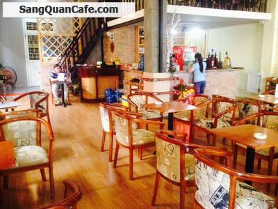 Sang hoặc cho thuê quán cafe villa pháp trung tâm quận 3