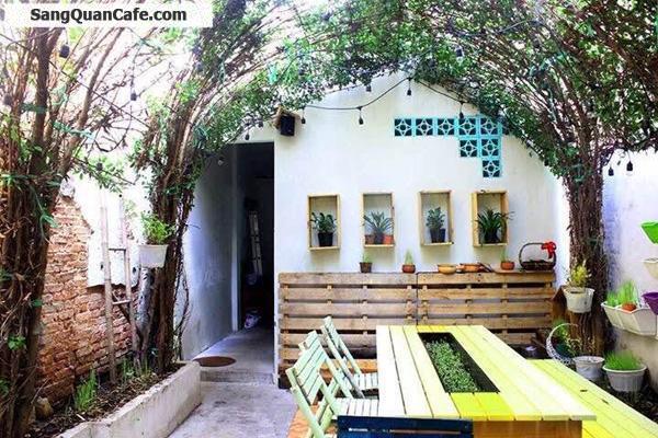 Sang Quán Cafe Vintage - Khu VP quận 1