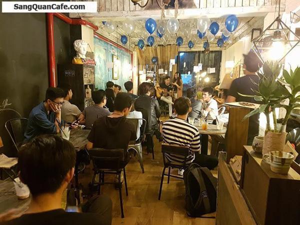 Sang quán cafe VITAGE chất nhất Sài Gòn