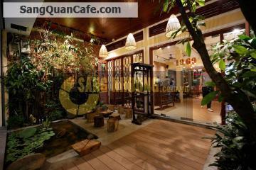 Sang quán Cafe với không gian hoài cổ gần Bùi Viện