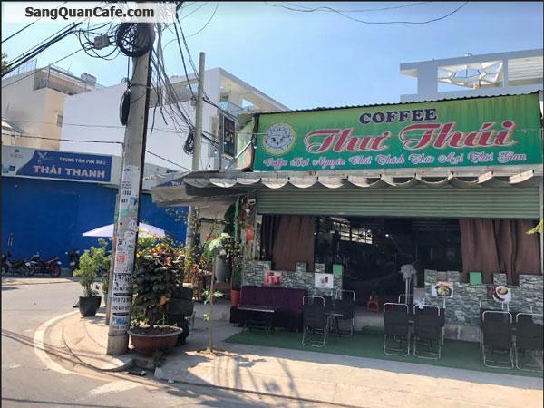 Sang GẤP quán cafe Võng 2 mặt tiền trung tâm Phường 10 Quận 6