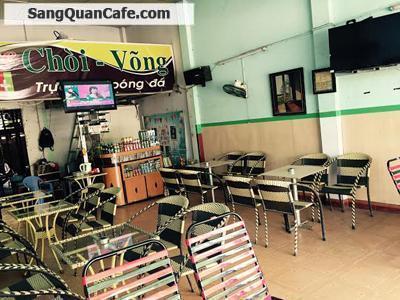 Sang quán cafe võng, bóng đá k+ Quận 9