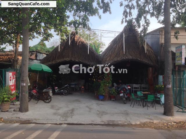 Sang quán cafe võng - bóng đá quận Thủ Đức