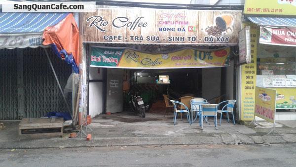 Sang quán cafe võng k+ bóng đá