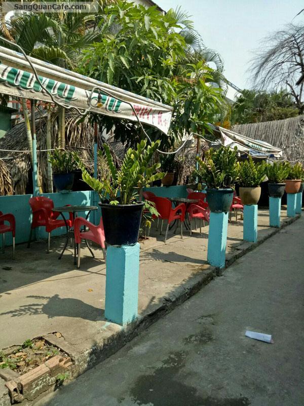 Sang quán cafe võng sân vườn  Quận 9