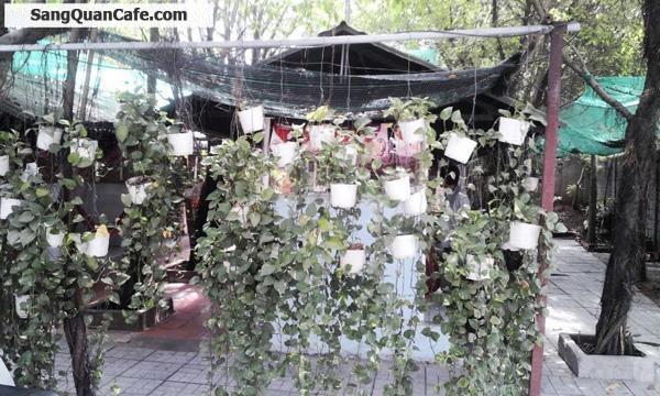 Sang quán Cafe Võng, Sân Vườn Bình Dương