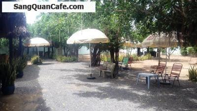 Sang quán cafe võng sân vườn tại Củ Chi
