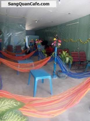 Sang quán cafe võng tại quận 9